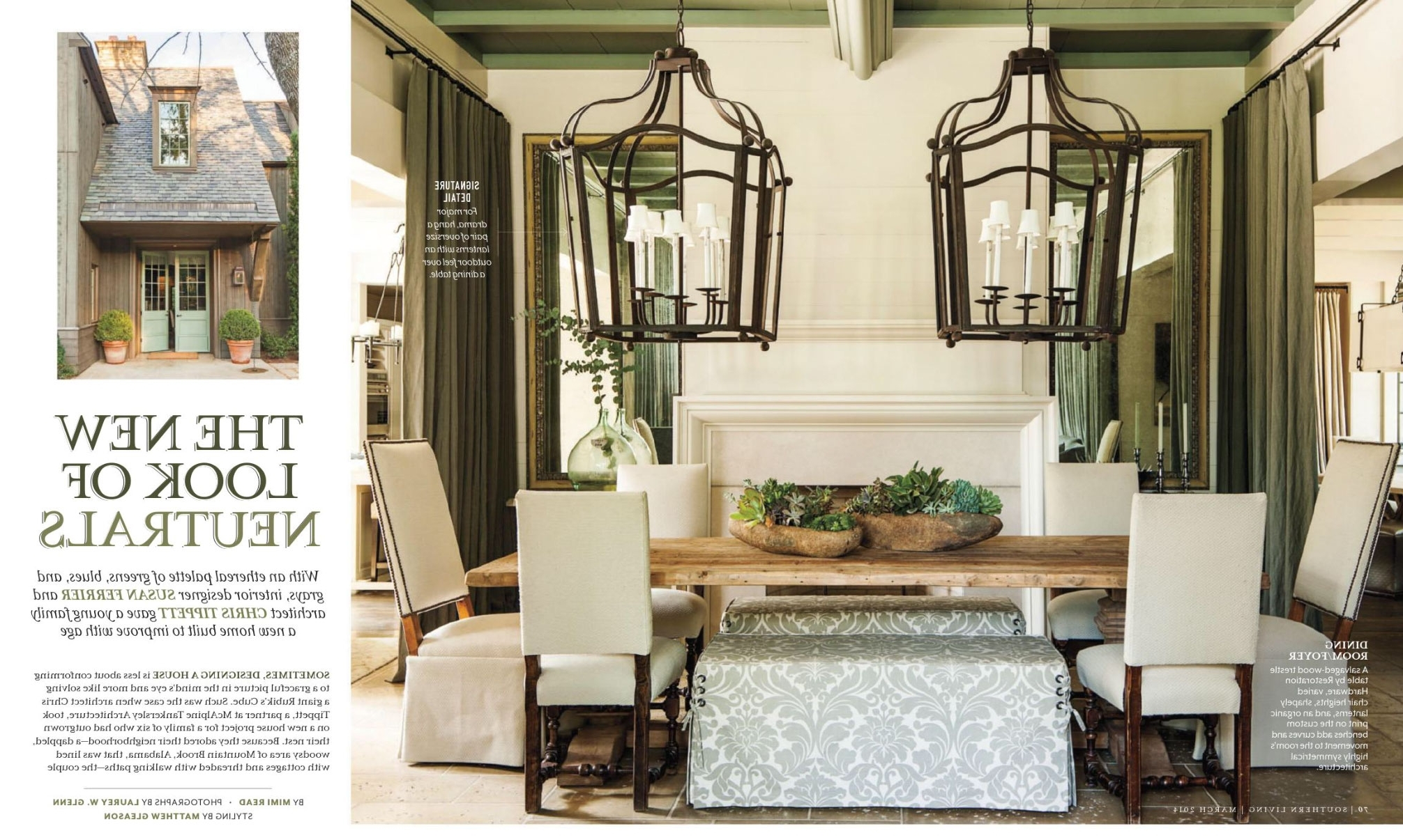 Current The New Look Of Neutrals – Interiorscolor Throughout Outdoor Oversized Lanterns (View 4 of 20)