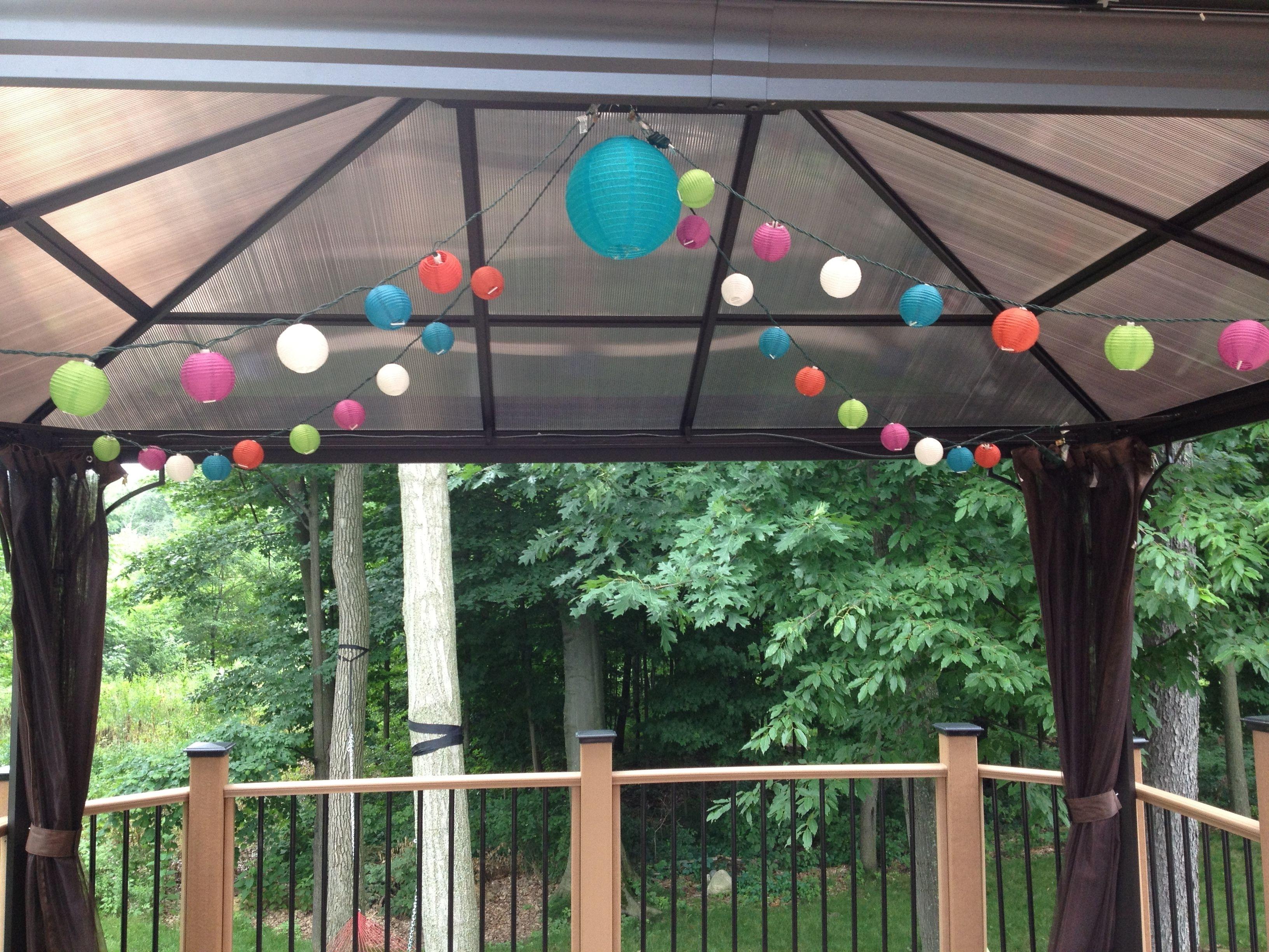 Featured Photo of Outdoor Gazebo Lanterns
