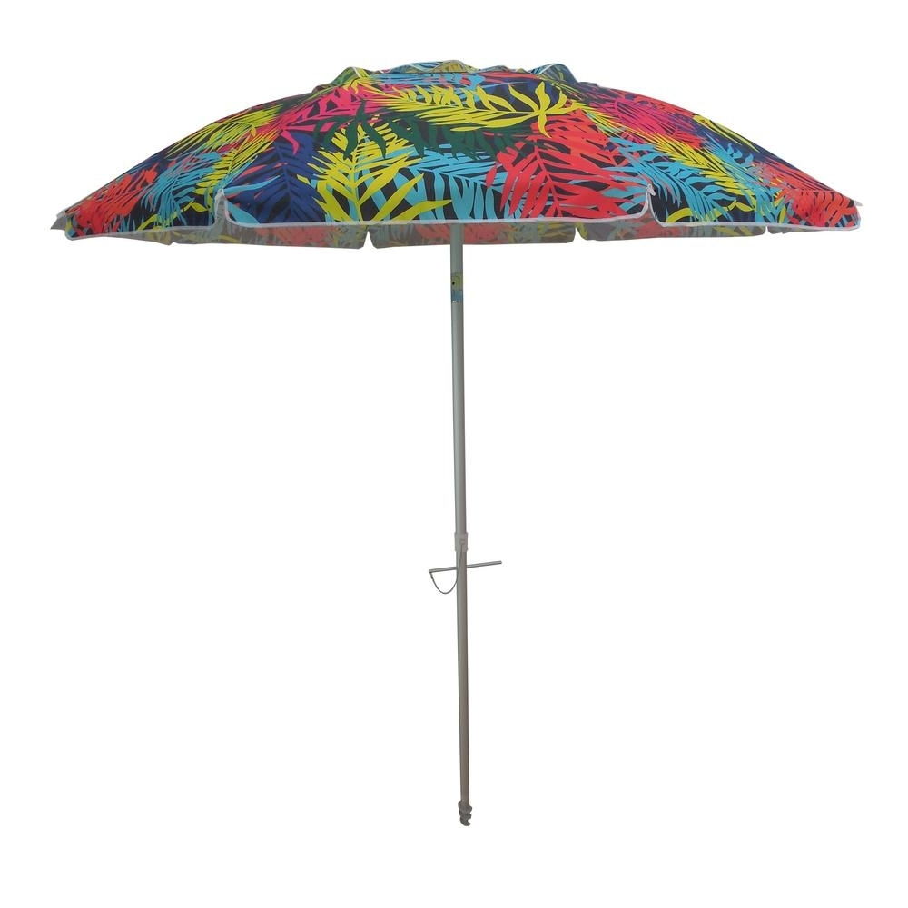 Drape Patio Umbrellas With Regard To Well Liked Destinationgear 7 Ft (View 8 of 20)