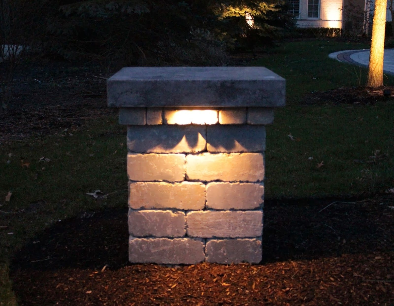 Driveway Pillar Lighting – Google Search (Gallery 2 of 20)