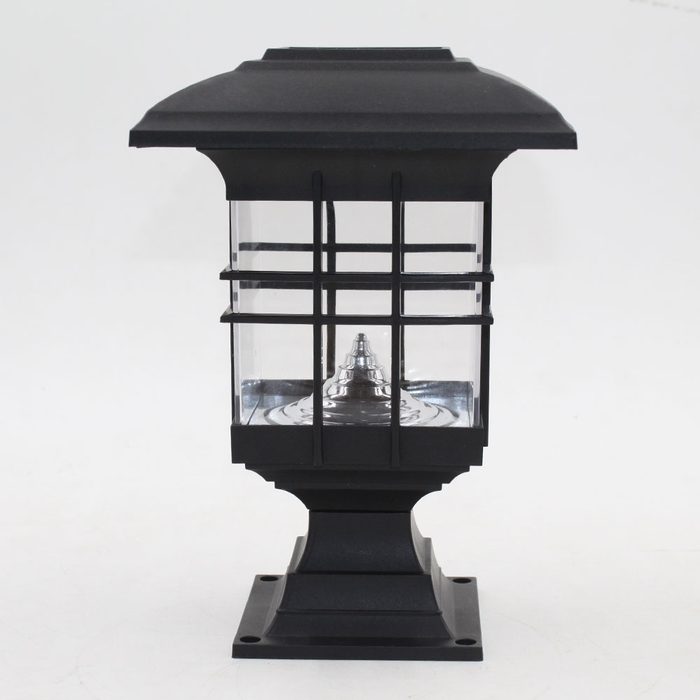 Dropshipping For 2Pcs Solar Courtyard Lamp Led Outdoor Lawn Lantern With Favorite Kroger Outdoor Lanterns (View 1 of 20)
