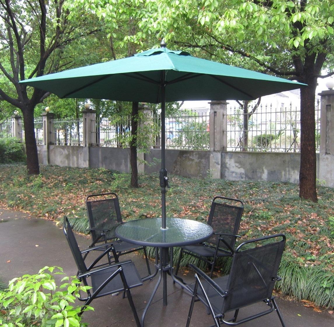 European Patio Umbrellas Regarding Well Known European Umbrella Outdoor Umbrellas Uv Sun Base Iron Pillar Holder (View 8 of 20)
