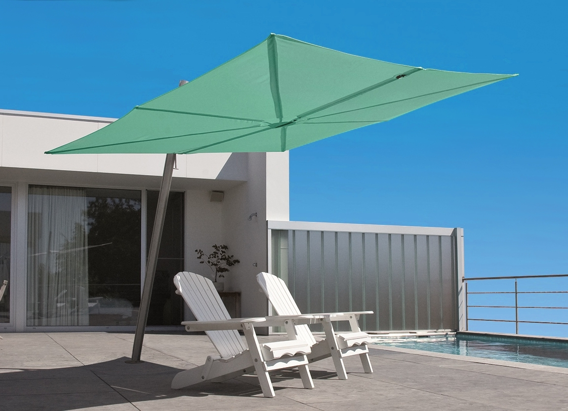 Exotic Patio Umbrellas With Most Up To Date Yellow Large Patio Umbrellas — Wilson Home Ideas : Stylish Large (View 8 of 20)