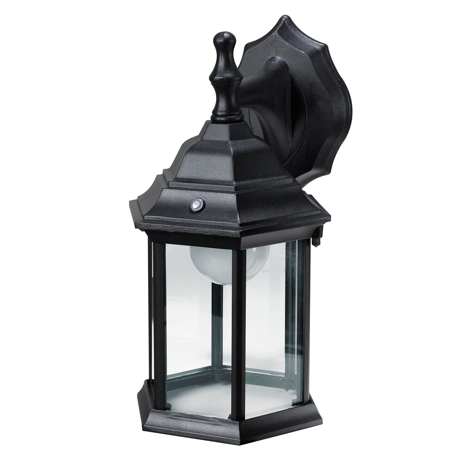 Exterior Wall Mounted Light Fixtures Led Outdoor Lights With For Recent Outdoor Lanterns With Photocell (Gallery 9 of 20)