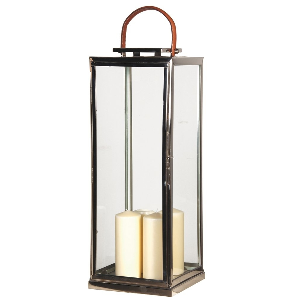 Extra Large Outdoor Lanterns (Gallery 2 of 20)