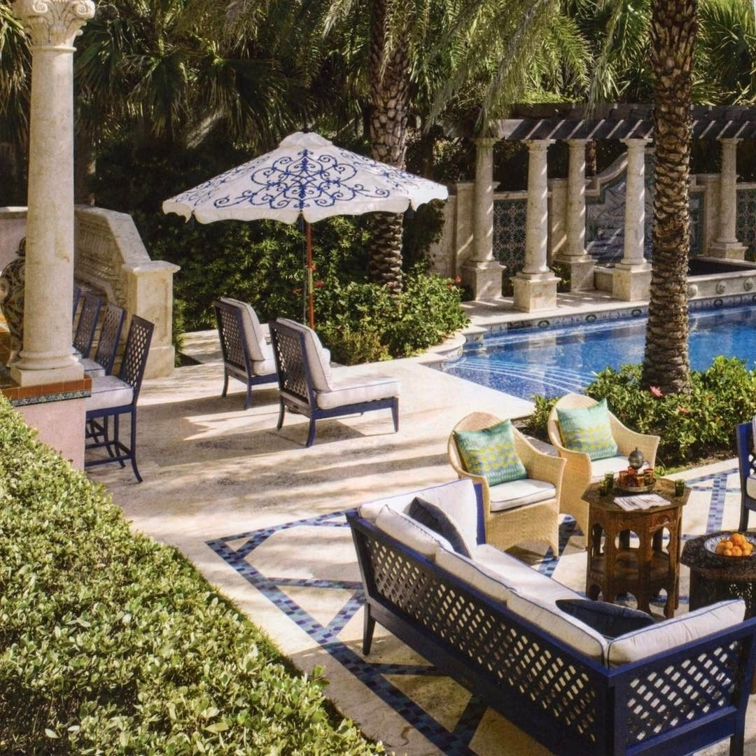 Famous 178 Likes, 8 Comments – Mckinnon And Harris (@mckinnonandharris) On With Exotic Patio Umbrellas (View 11 of 20)