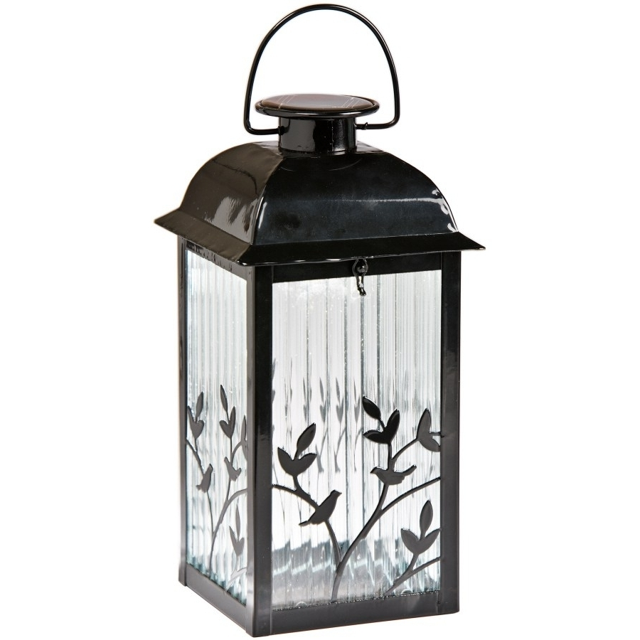 Famous Corner Solar Powered Porch Light Solar Hanging Lanterns External With Regard To Large Outdoor Decorative Lanterns (View 3 of 20)