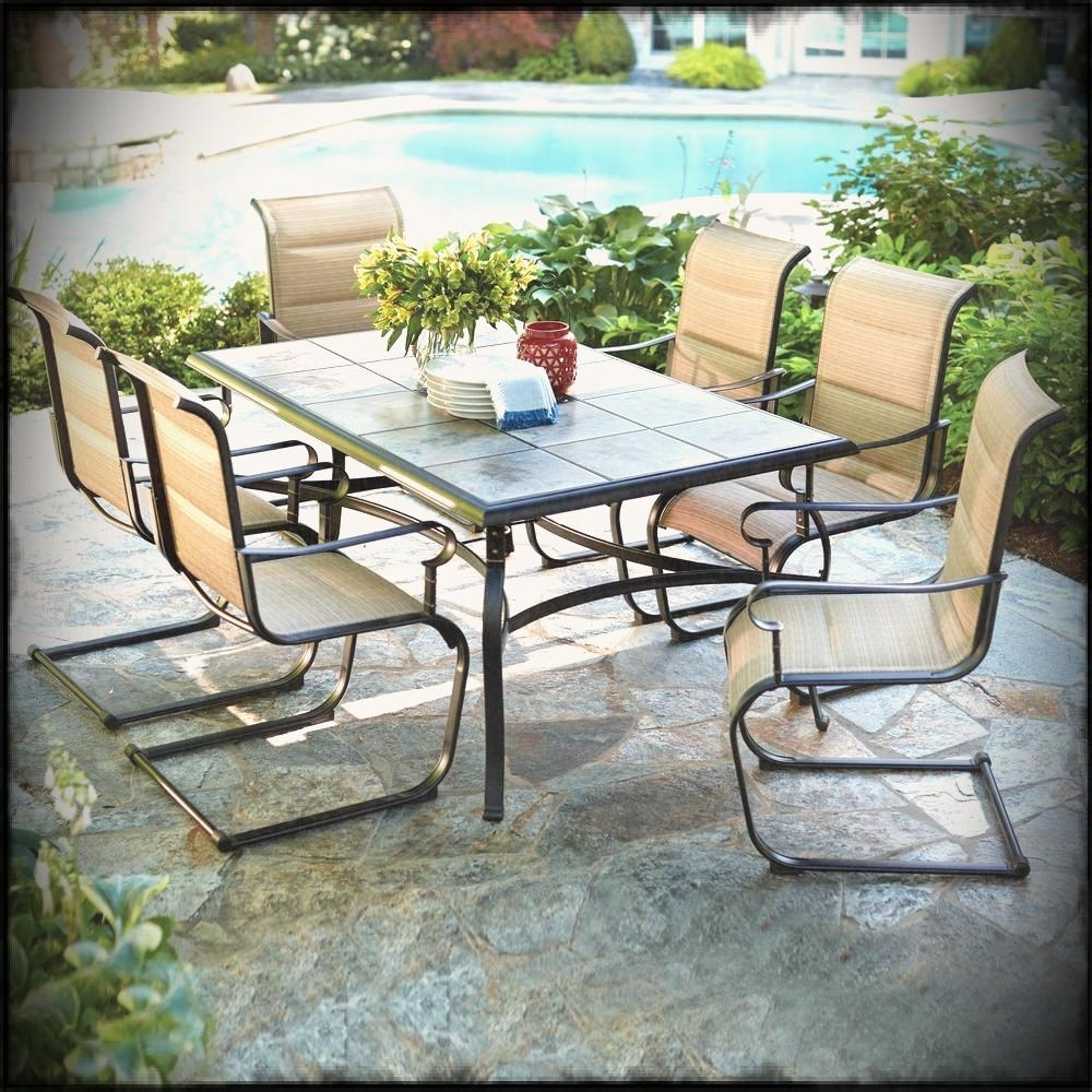 Famous Goplus Piece Rattan Patio Furniture Set In Wicker Found Here On Full Inside Wayfair Patio Umbrellas (View 3 of 20)