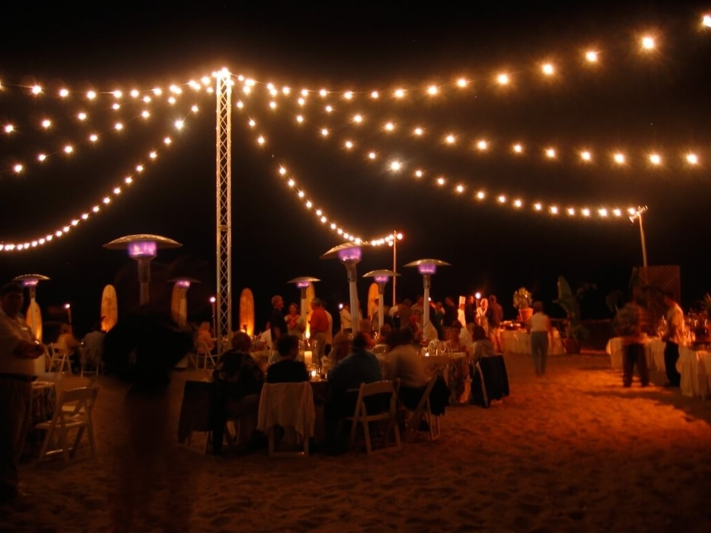 Famous Home Decoration: Exciting String Lights For Patio And Cheap Outdoor Pertaining To Outdoor Lanterns On String (View 7 of 20)