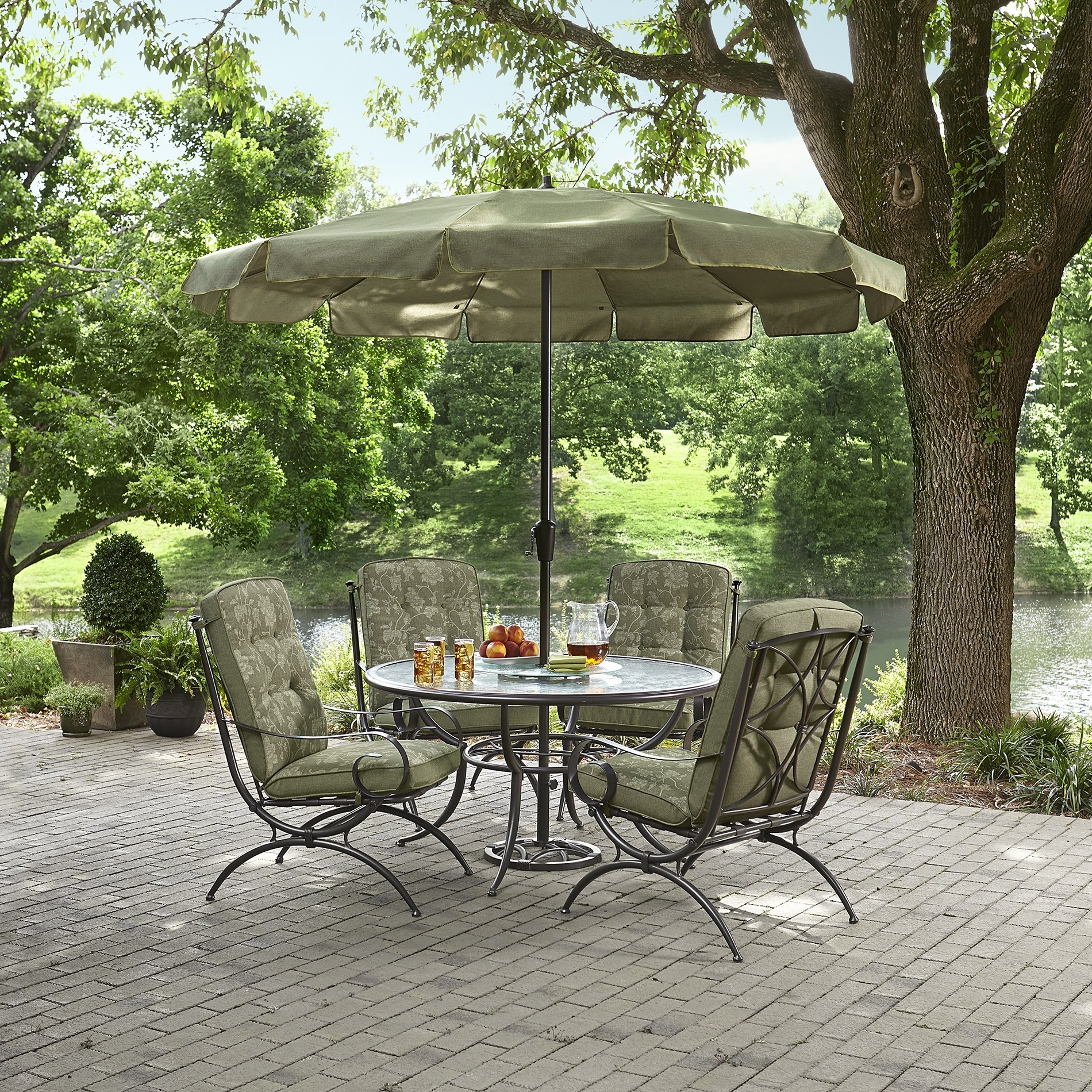 Famous Kmart Patio Umbrellas In Peaceably Cheap Wicker Furniture Kmart Patio Umbrellas Sears Patio (View 4 of 20)
