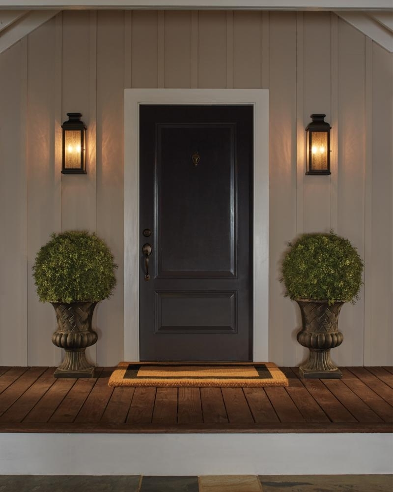 Famous Ol11102Dwz,3 – Light Outdoor Sconce,dark Weathered Zinc With Outdoor Lanterns For Front Door (View 3 of 20)