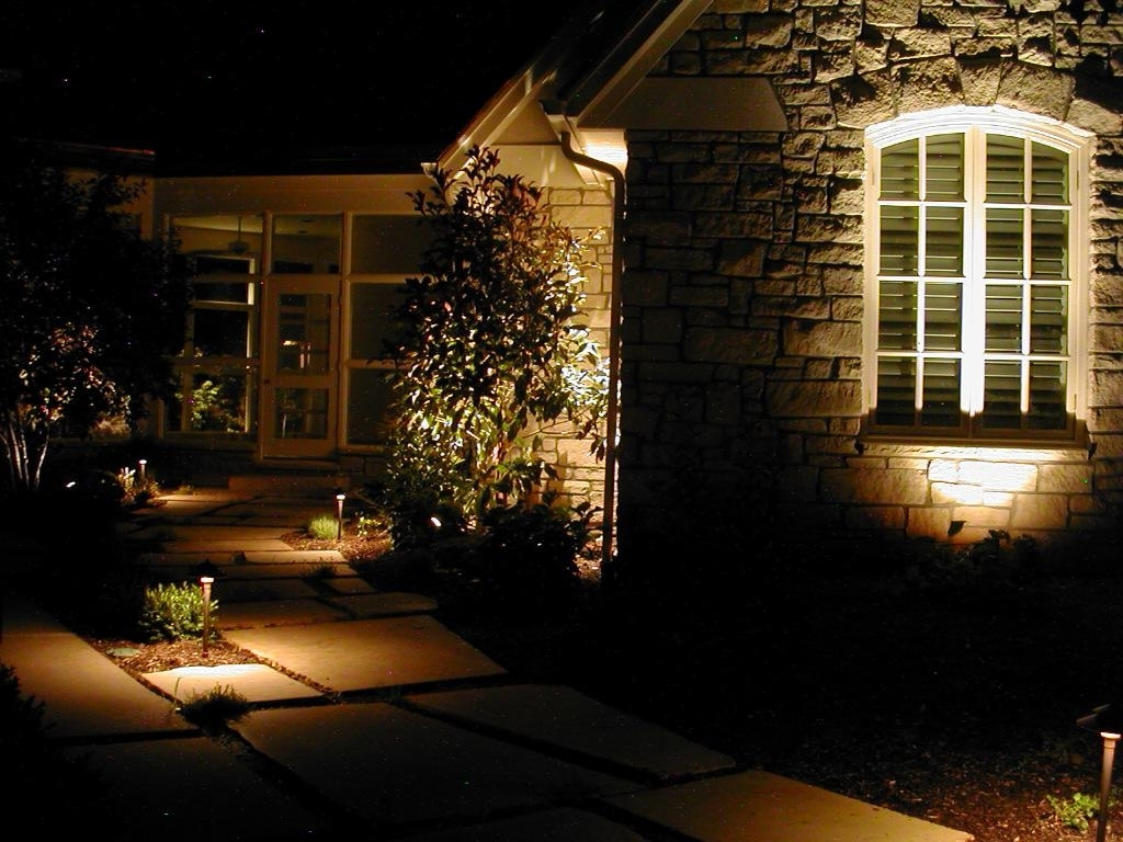 Famous Outdoor Low Voltage Lighting Systems – Outdoor Lighting Ideas In Outdoor Low Voltage Lanterns (Gallery 14 of 20)