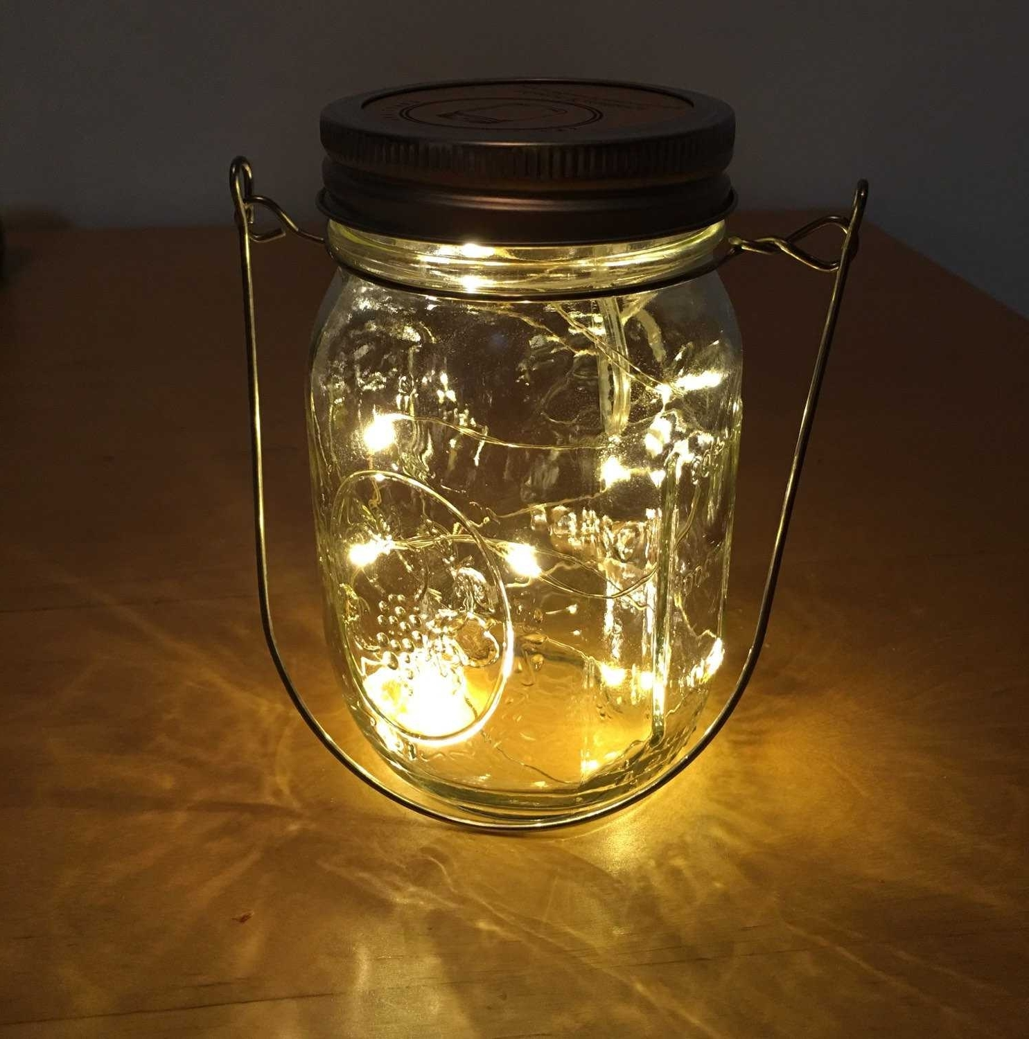 Famous Outstanding Outdoor Hanging Battery Operated Lights Inspirations Pertaining To Outdoor Jar Lanterns (View 12 of 20)