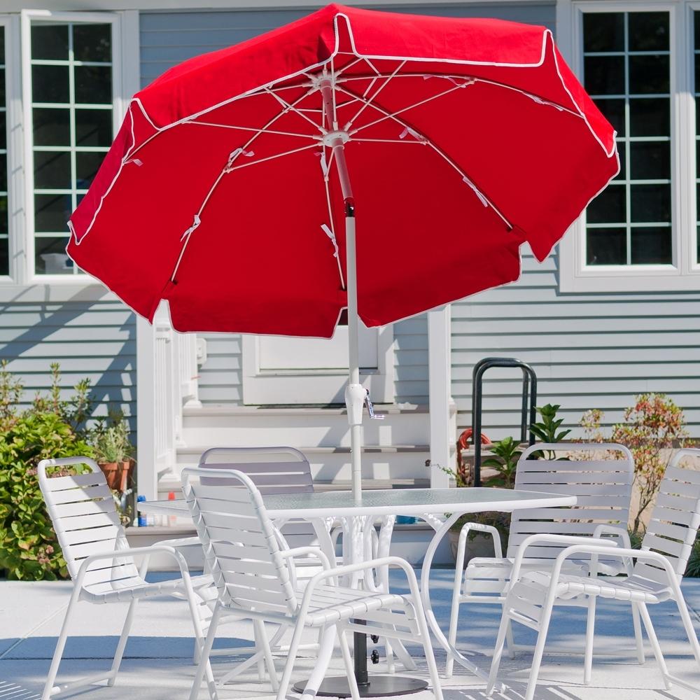 Fashionable Jumbo Patio Umbrellas In  (View 2 of 20)