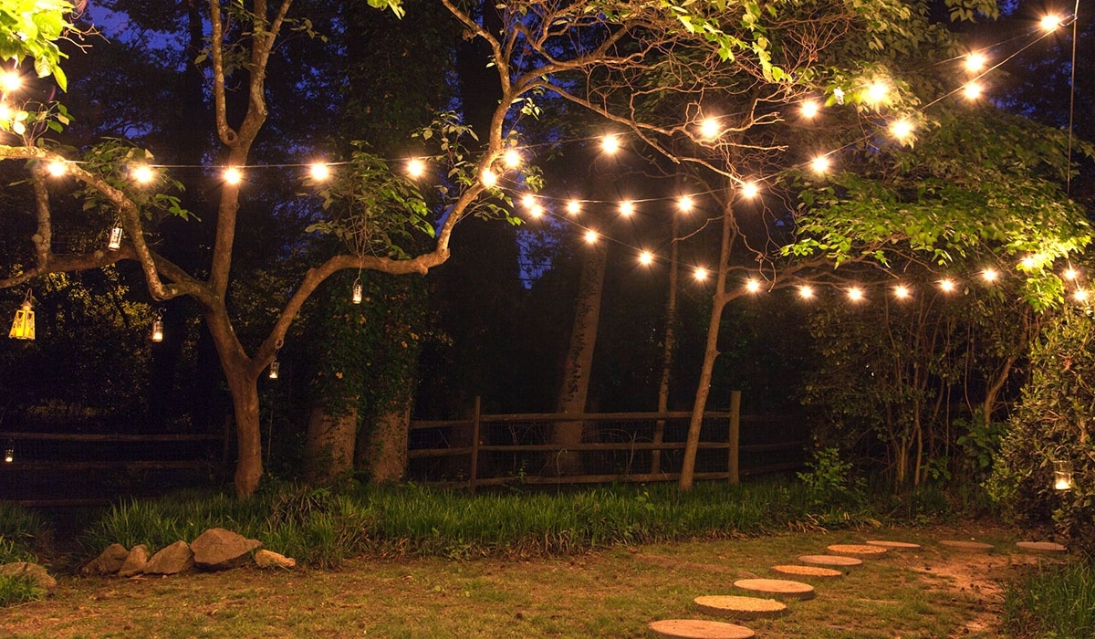Fashionable Patio String Lights And Bulbs Within Outdoor Yard Lanterns (View 10 of 20)