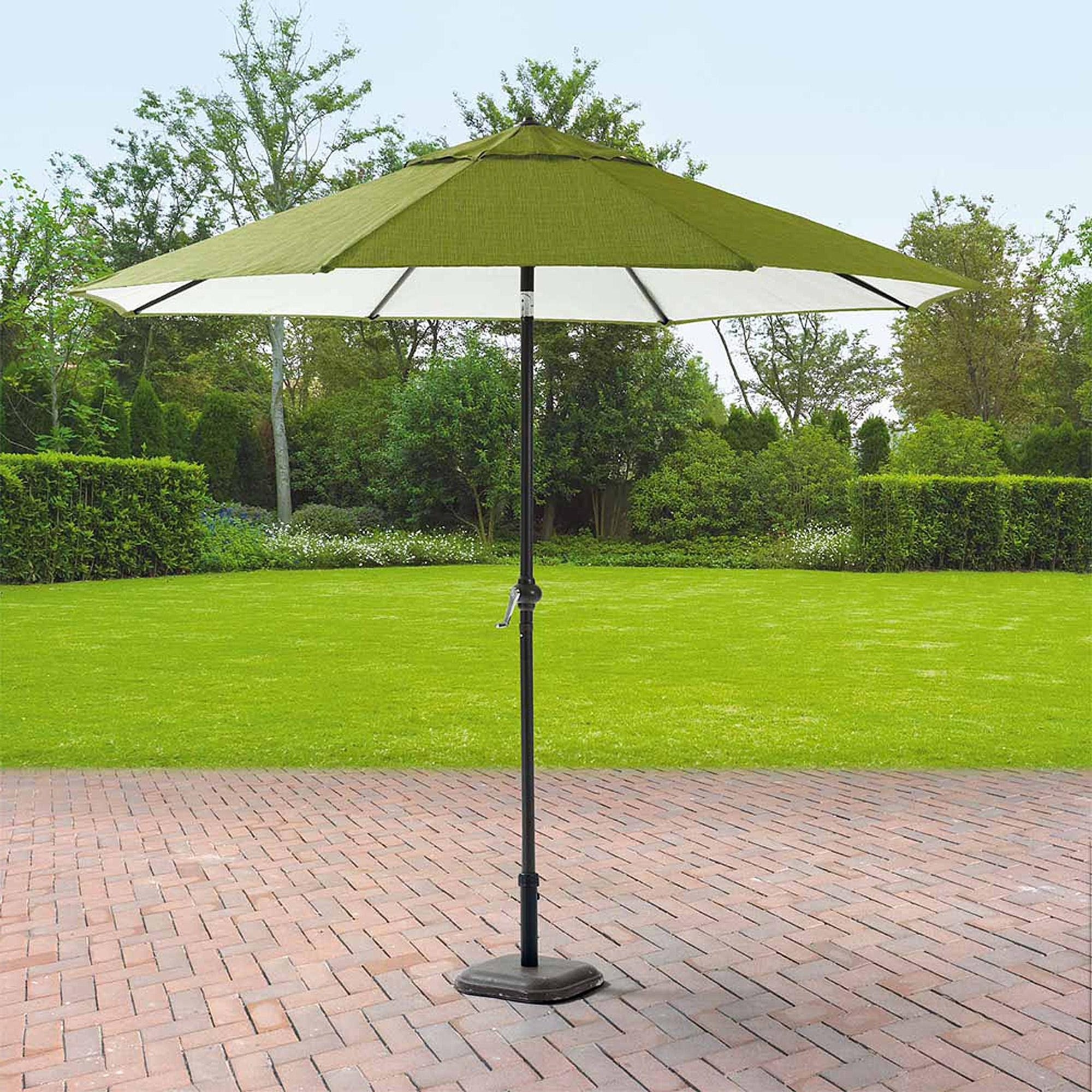 Fashionable Patio Umbrellas Walmart – Home Design Ideas Inside Sunbrella Patio Umbrellas At Walmart (View 4 of 20)