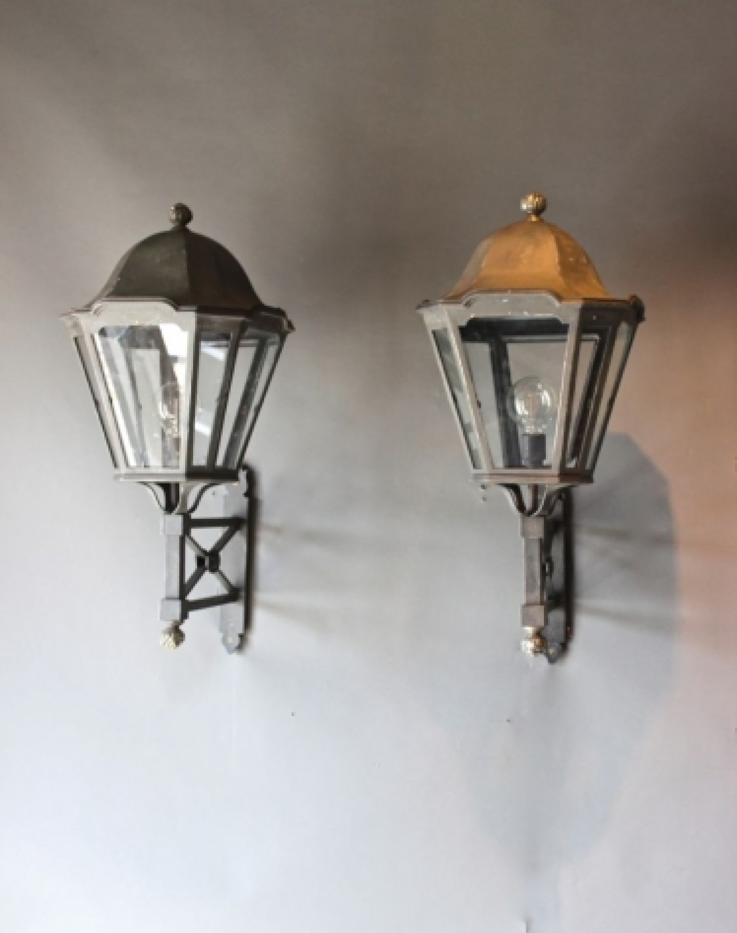 Favorite Antique Outside Lighting – Norfolk Decorative Antiques Inside Antique Outdoor Lanterns (Gallery 8 of 20)
