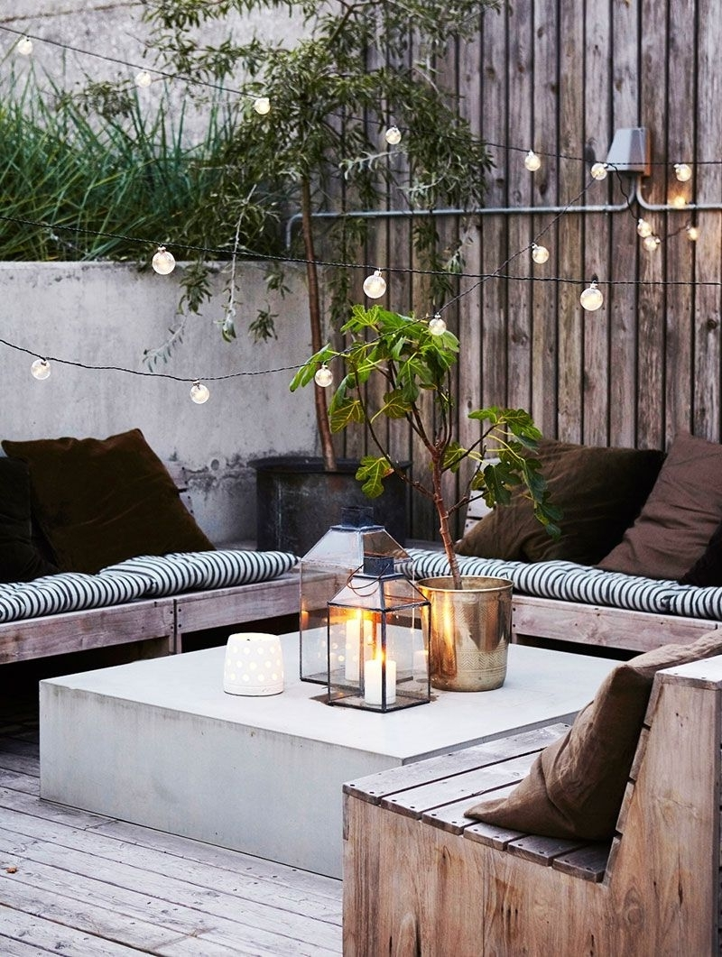 Favorite Expensive Patio Umbrellas Within Our Favorite Outdoor Furniture Picks (That Look Seriously Expensive (View 8 of 20)