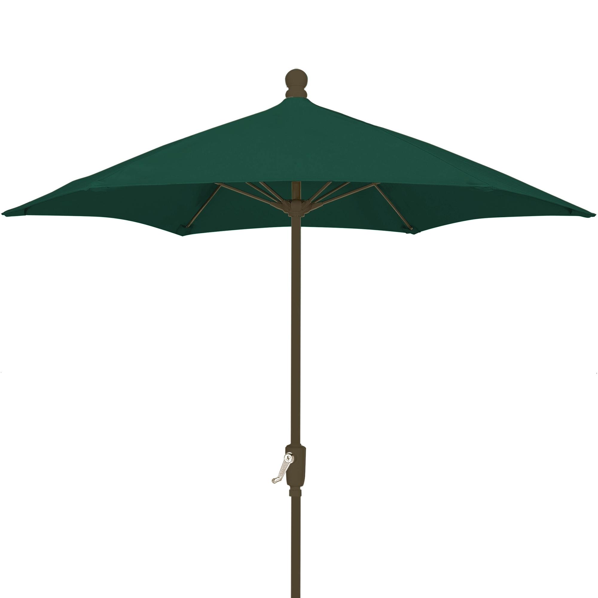 Favorite Green Patio Umbrellas Pertaining To Shop (View 11 of 20)