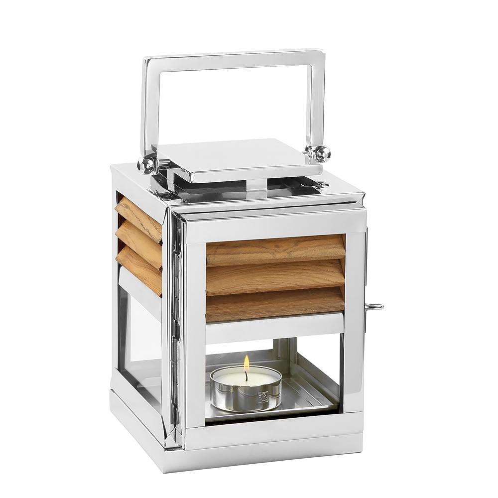 Favorite High End Modern Outdoor Teak Lantern Set (View 17 of 20)