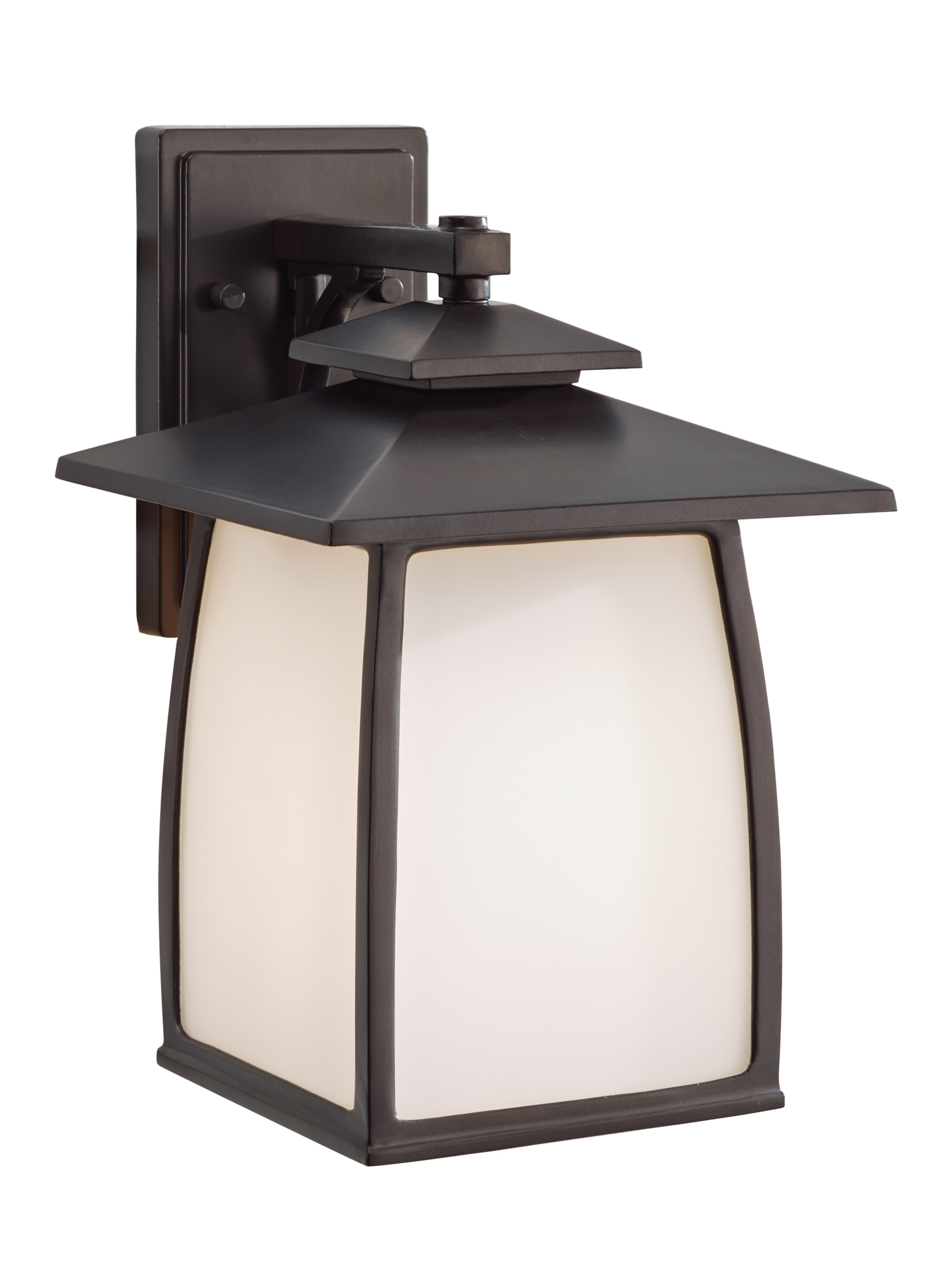 Favorite Ol8502orb,1 – Light Outdoor Lantern,oil Rubbed Bronze Regarding Outdoor Lanterns Without Glass (View 15 of 20)