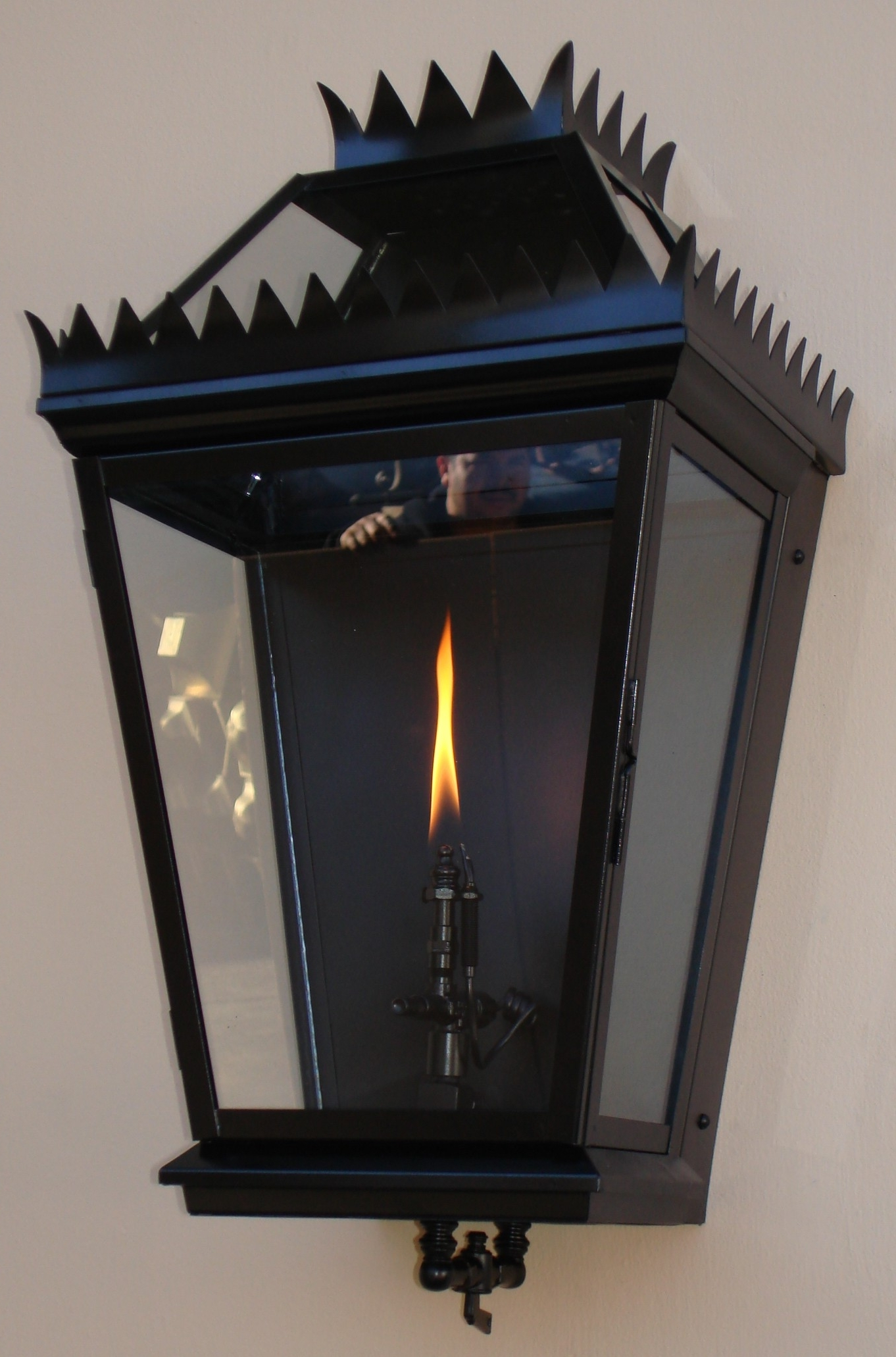 Favorite Outdoor Gas Lanterns Regarding Furniture Idea: Amusing Primo Gas Lanterns To Complete Furniture (View 13 of 20)