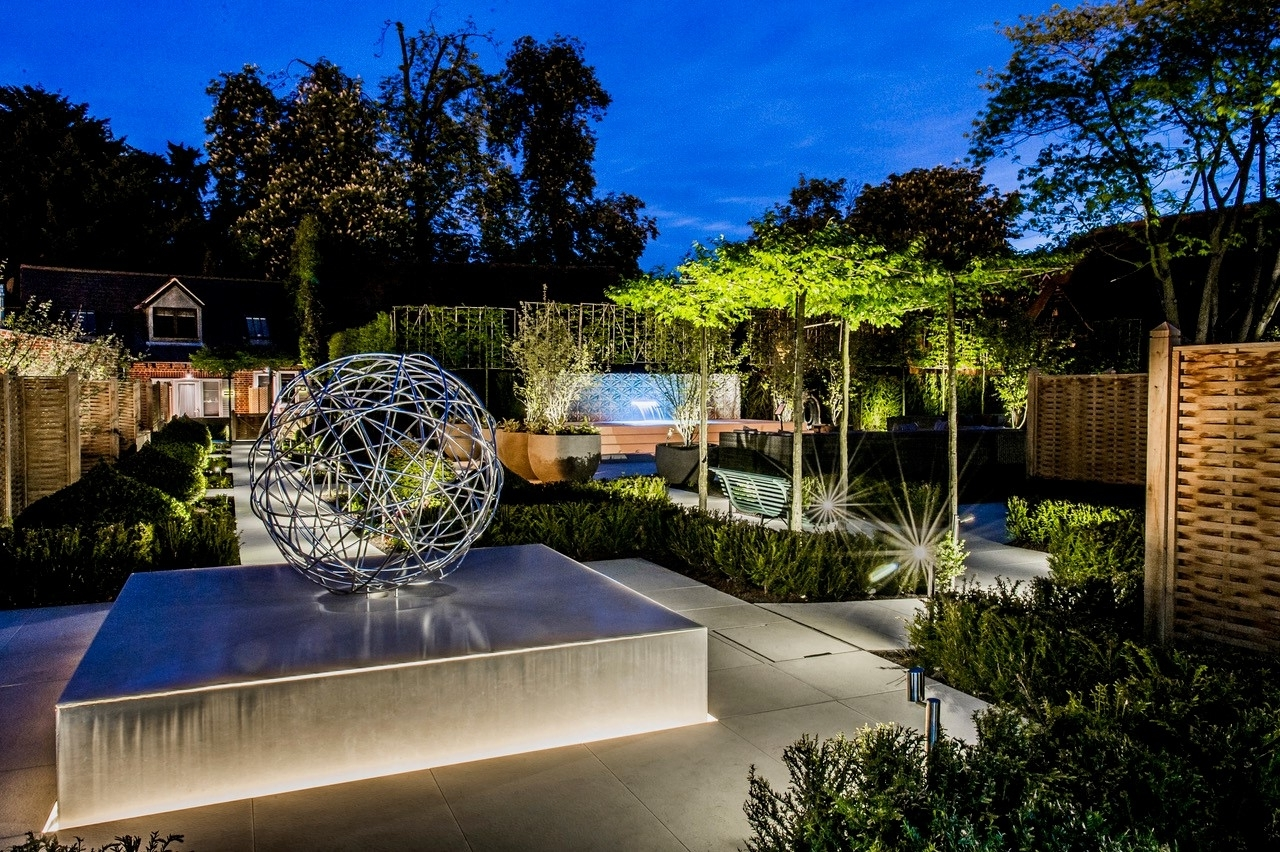 Favorite Outdoor Landscape Lanterns Pertaining To 38 Innovative Outdoor Lighting Ideas For Your Garden (View 14 of 20)