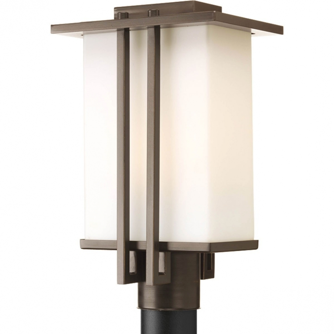 Favorite Outdoor Lanterns On Post In Lighting: Modern Outdoor Lamp Post Lights • Outdoor Lighting (View 3 of 20)