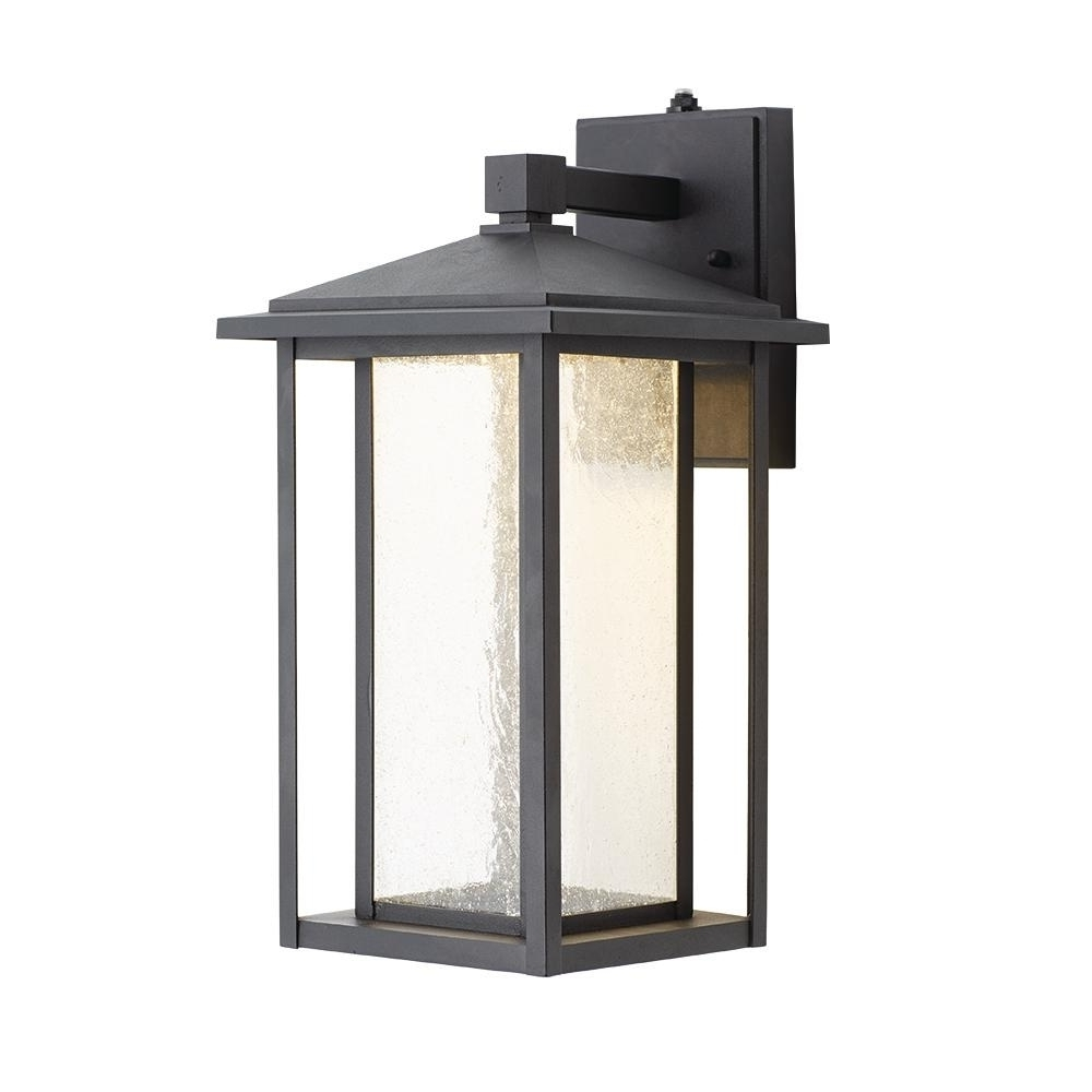Favorite Outdoor Lanterns Sconces Outdoor Wall Mounted Lighting The Throughout Outdoor Mounted Lanterns (View 3 of 20)