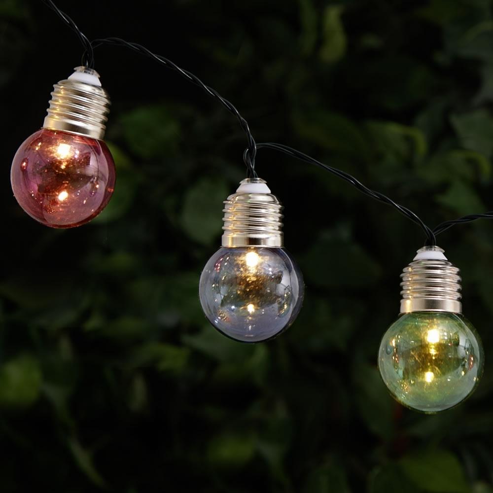 Favorite Outdoor Mains Lanterns Intended For Inspiring Wilko Garden String Lights Glass Bulb Atr Uk Led Solar (View 5 of 20)