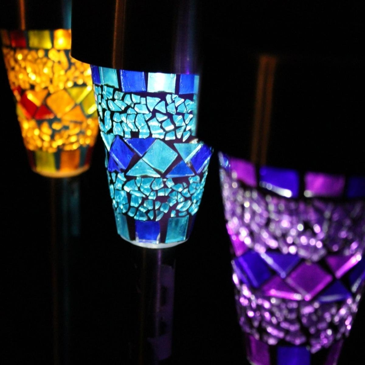 Favorite Outdoor Mosaic Lanterns With Decorative Outdoor Solar Lights 10 Reasons To Install, Solar Lamps (Gallery 12 of 20)