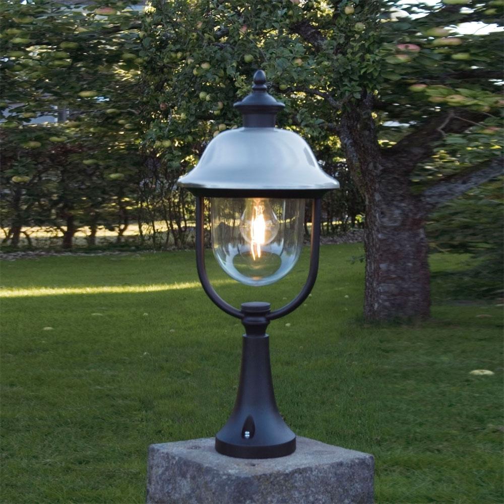 Favorite Outdoor Pillar Lanterns Throughout Best Outdoor Post Lights — Indoor Outdoor Ideas : Outdoor Post (Gallery 1 of 20)