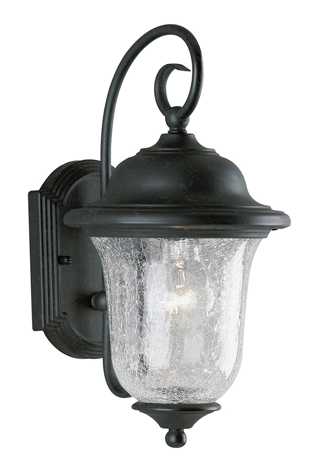 Favorite Vintage Exterior Lighting Outdoor Porch Light With Outlet Gfci Wall With Regard To Outdoor Lighting Onion Lanterns (Gallery 18 of 20)