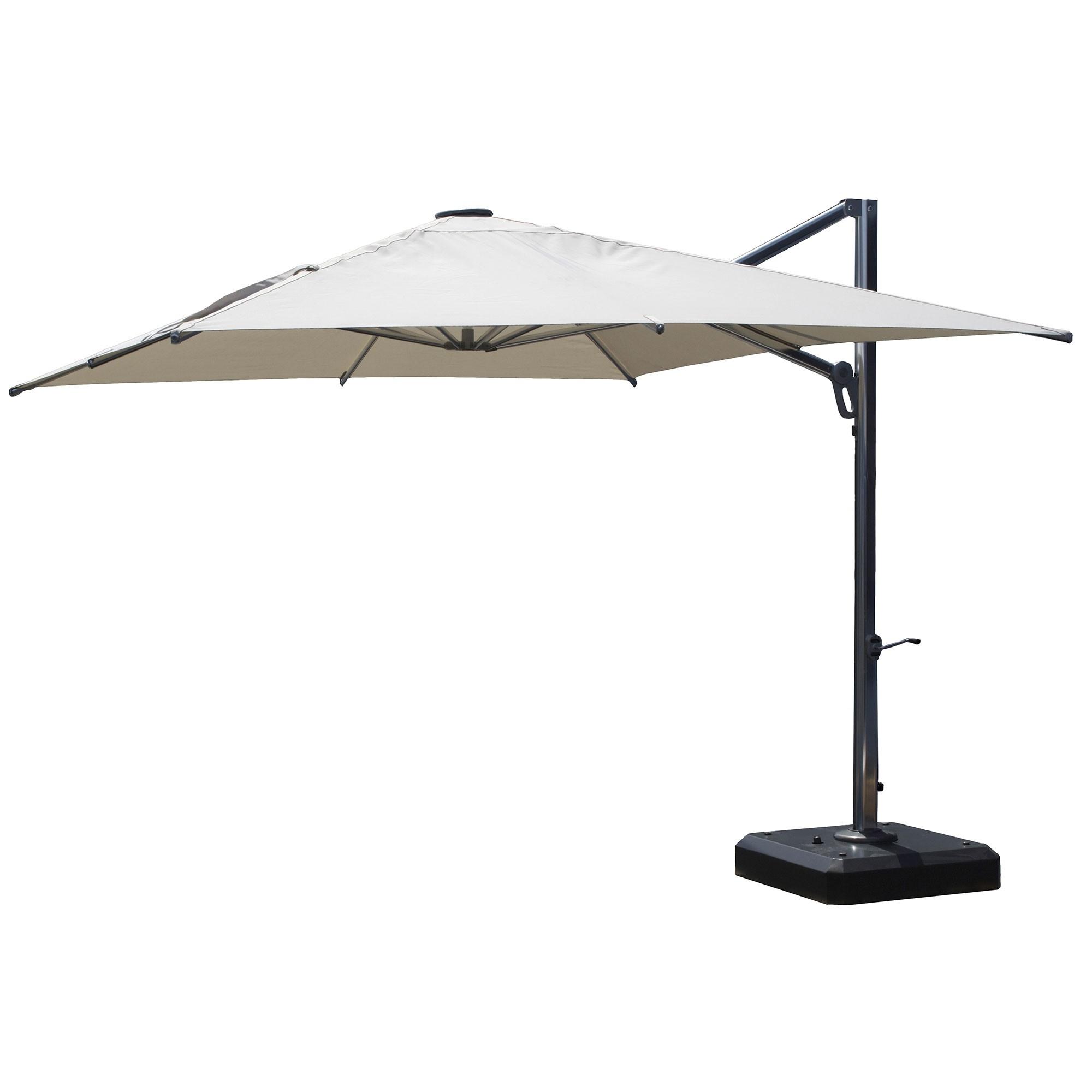 Feruci Patio F52 Pertaining To Famous Commercial Patio Umbrellas Sunbrella (View 20 of 20)