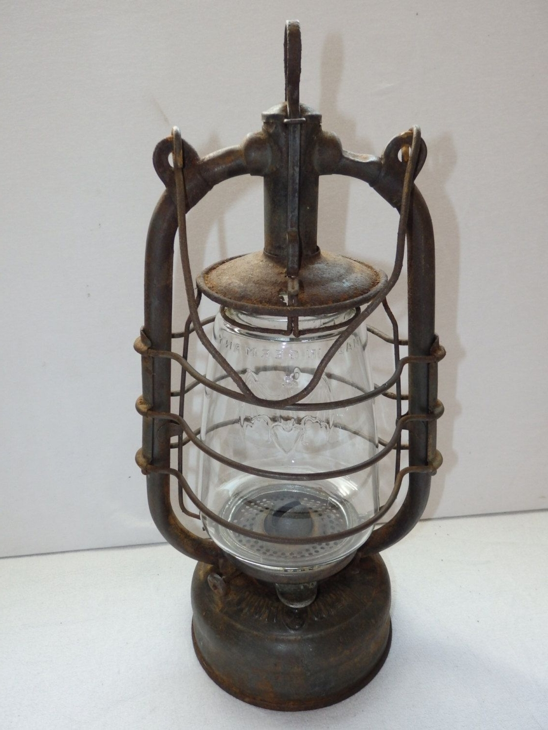 Frowo 105 Petroleumlampe Petroleum Laterne Fröhlich & Wolter For Popular Outdoor Kerosene Lanterns (Gallery 2 of 20)