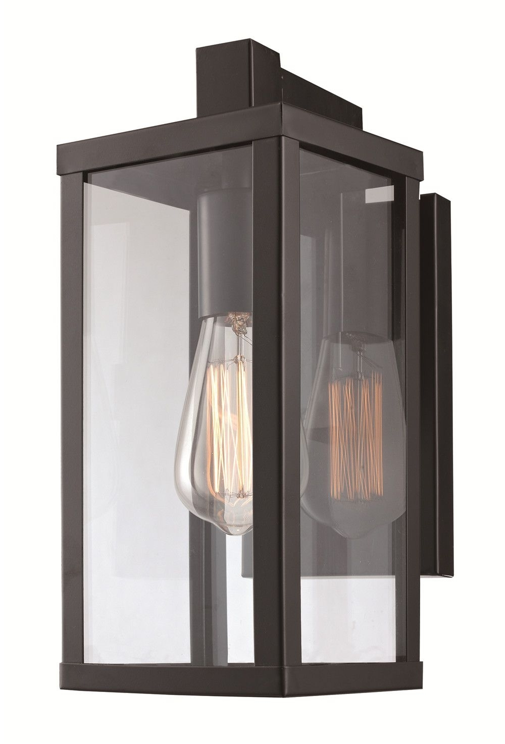 Furniture Mid Century Modern Outdoor Light Fixtures Lighting Led With Famous Modern Outdoor Lanterns (View 3 of 20)