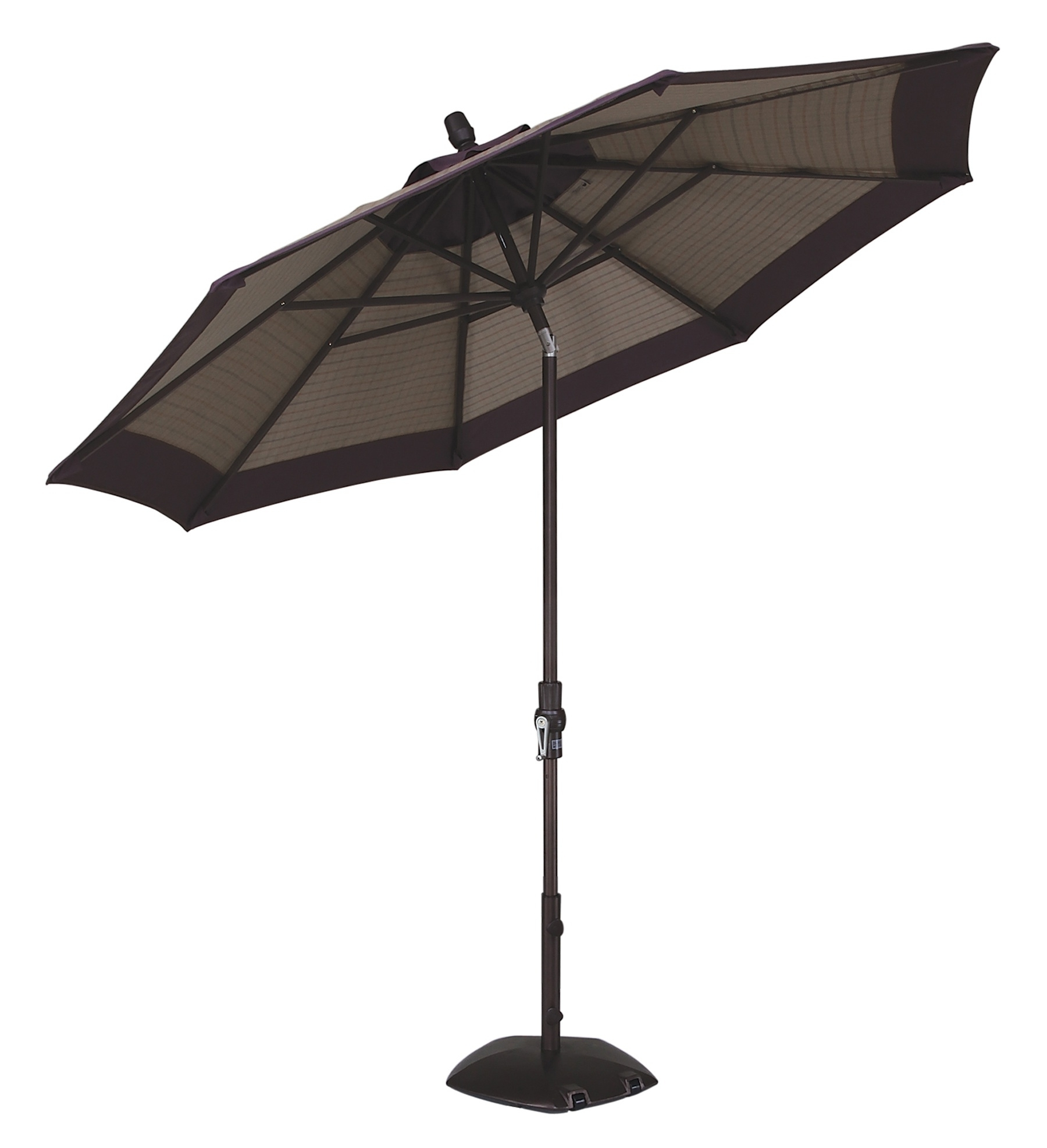 Furniture: Patio & Outdoor Products Patio Furniture Poffset Patio Regarding Popular Costco Cantilever Patio Umbrellas (Gallery 20 of 20)