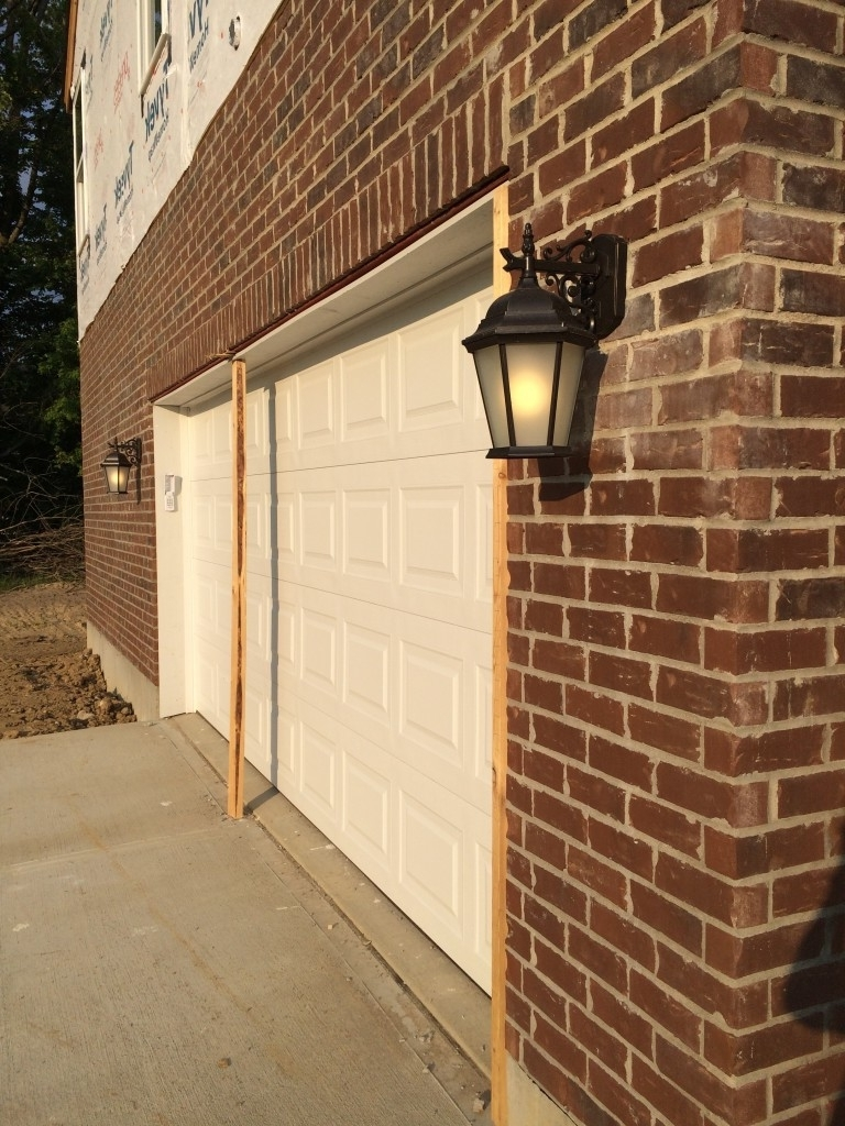 Garage Exterior Lights – Palesten – For Recent Outdoor Garage Lanterns (View 13 of 20)