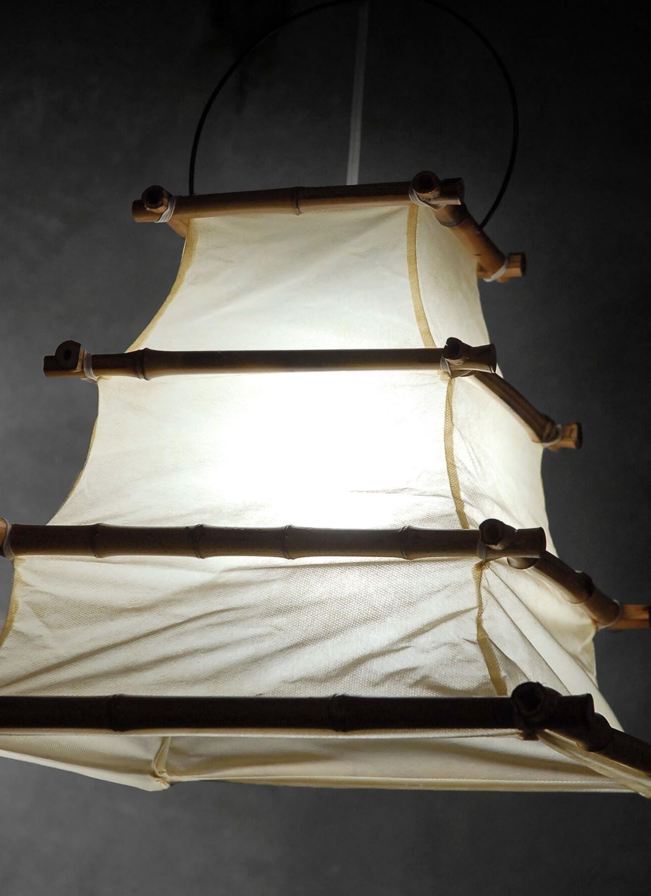 Hanging Lanterns, Outdoor Regarding Most Recent Outdoor Bamboo Lanterns (View 11 of 20)