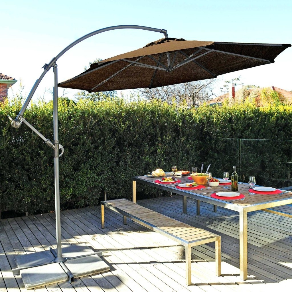 Heavy Duty Patio Umbrellas With Regard To Widely Used Executive Heavy Duty Patio Umbrellas Uk F21x On Nice Inspirational (View 2 of 20)