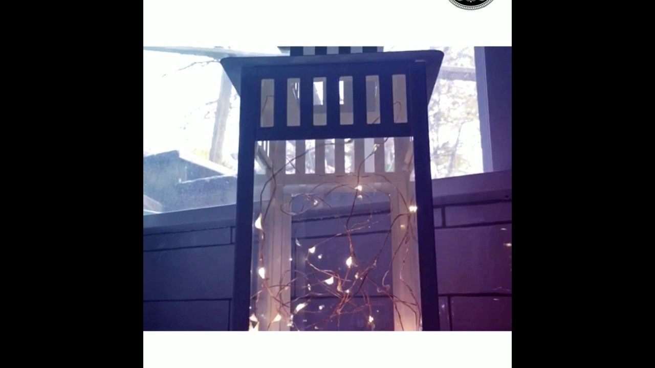 Home Decor String Pertaining To Ikea Outdoor Lanterns (View 14 of 20)