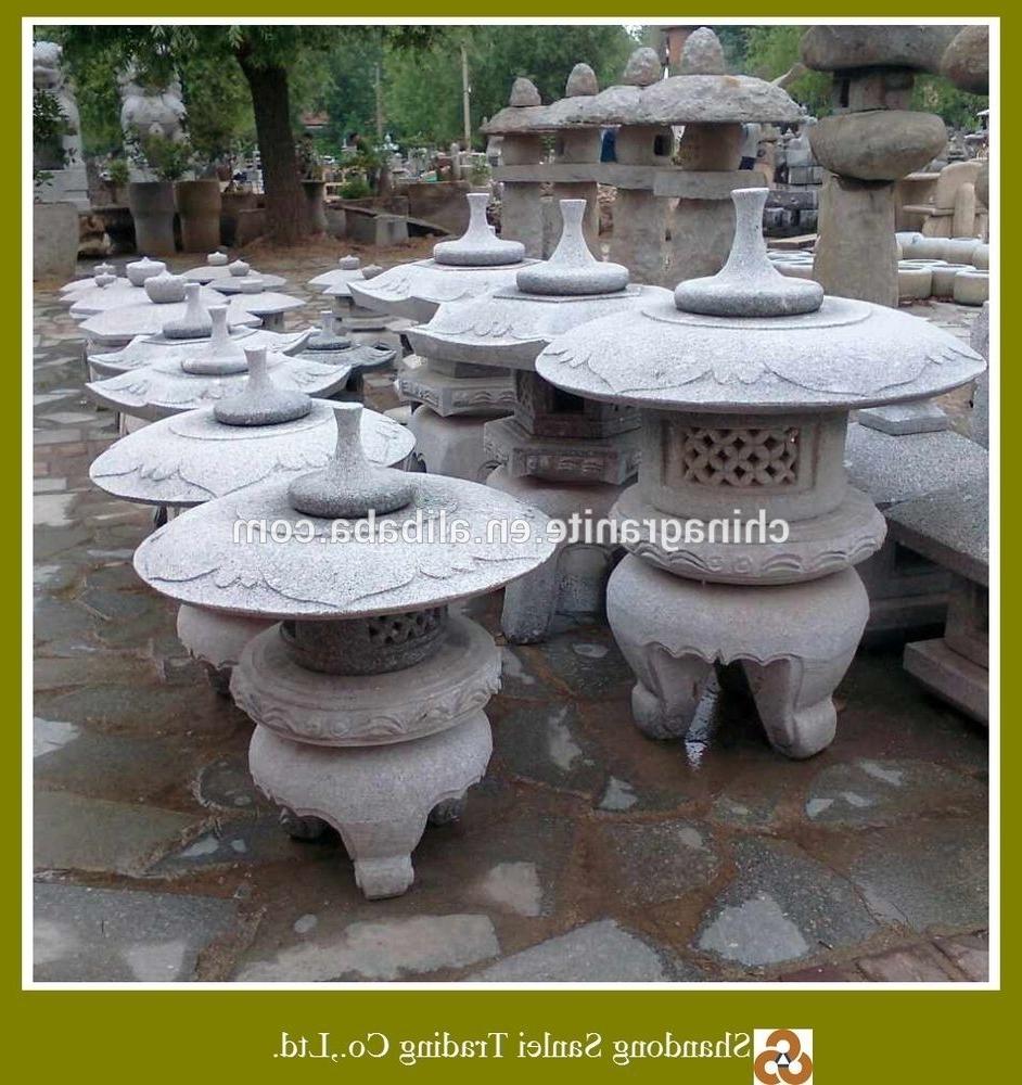 Hot Sale Outdoor Japanese Stone Lantern – Buy Japanese Stone Lantern With Regard To Most Recently Released Outdoor Japanese Lanterns For Sale (View 14 of 20)