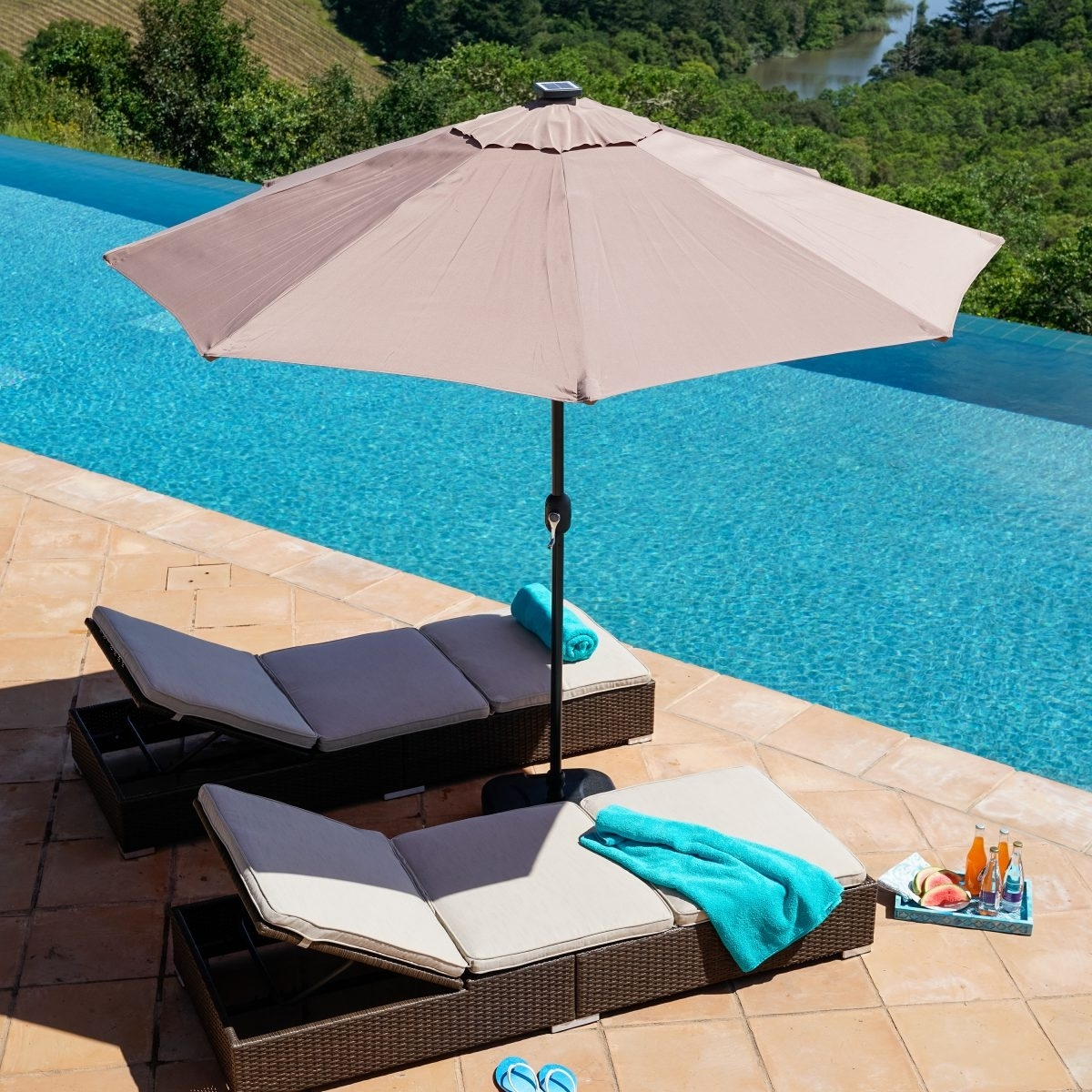 How To Choose A Patio Umbrella (View 17 of 20)