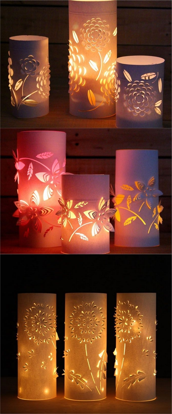 Idea Throughout 2018 Diy Outdoor Lanterns (Gallery 10 of 20)