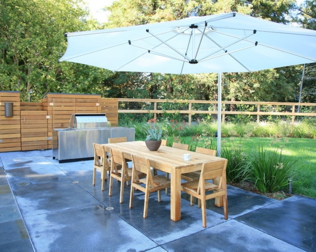 Ikea Patio Umbrellas Pertaining To Fashionable Ikea Patio Umbrella Recommendation (Gallery 4 of 20)