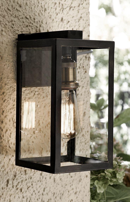 Industrial Outdoor Lanterns Regarding 2019 45 Best Exterior Lighting Fixtures Images On Pinterest (View 13 of 20)