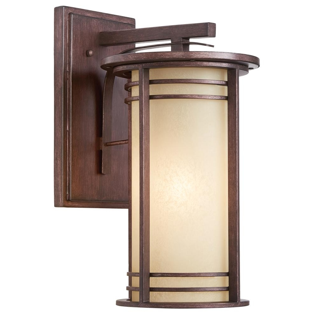 Industrial Outdoor Lanterns Regarding Most Current Industrial – Outdoor Wall Mounted Lighting – Outdoor Lighting – The (View 9 of 20)