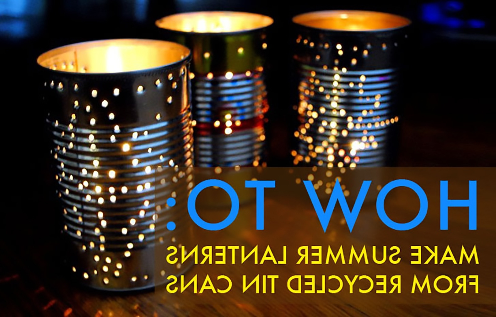 Inhabitat – Green Design, Innovation Within Favorite Diy Outdoor Lanterns (View 15 of 20)