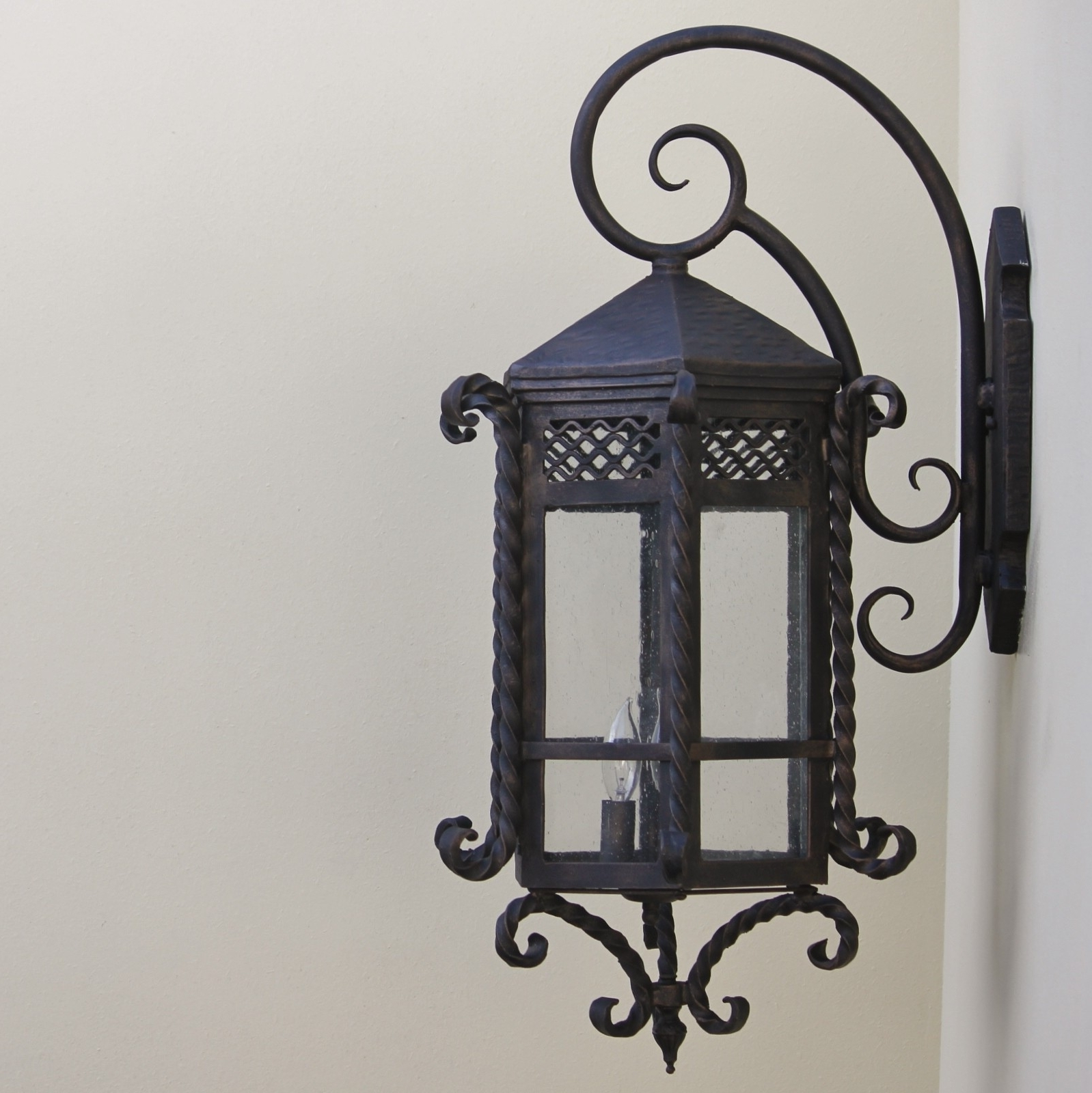 Italian Outdoor Lanterns With Well Known Lighting Design Ideas: Italian Design Spanish Style Outdoor Lighting (Gallery 12 of 20)