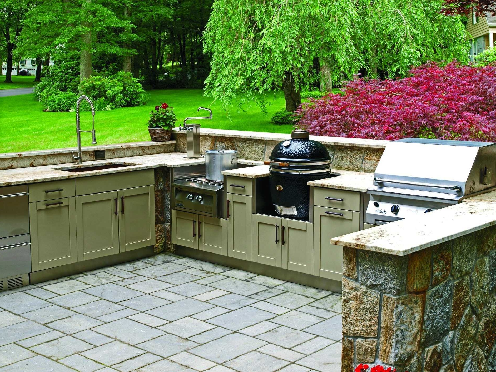 Jordan Patio Umbrellas Throughout Popular Enchanting Brown Jordan Outdoor Kitchens With Furniture Dining Sets (Gallery 19 of 20)